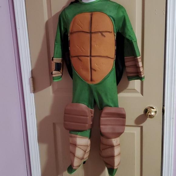 2020 Nickelodeon Tmnt Halloween Costume Nickelodeon Costumes | Tmnt Halloween Costume | Poshmark